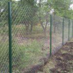 Ограждение садового участка