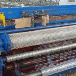 Производство электросварной сетки