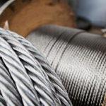 Проволока для кабелей и канатов